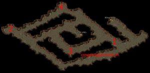 Tọa độ boss Sát thủ Sa mạc 1